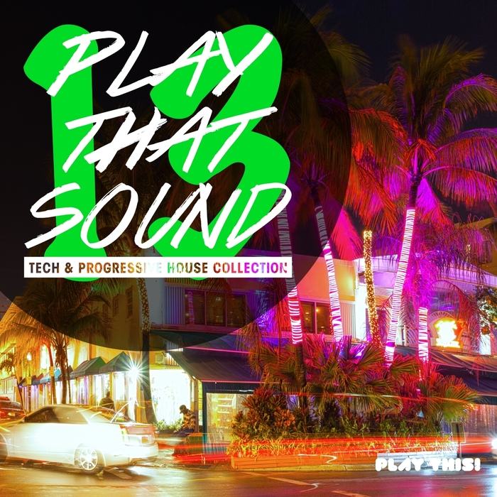 VARIOUS - Play That Sound (Tech & Progressive House Collection Vol 13)