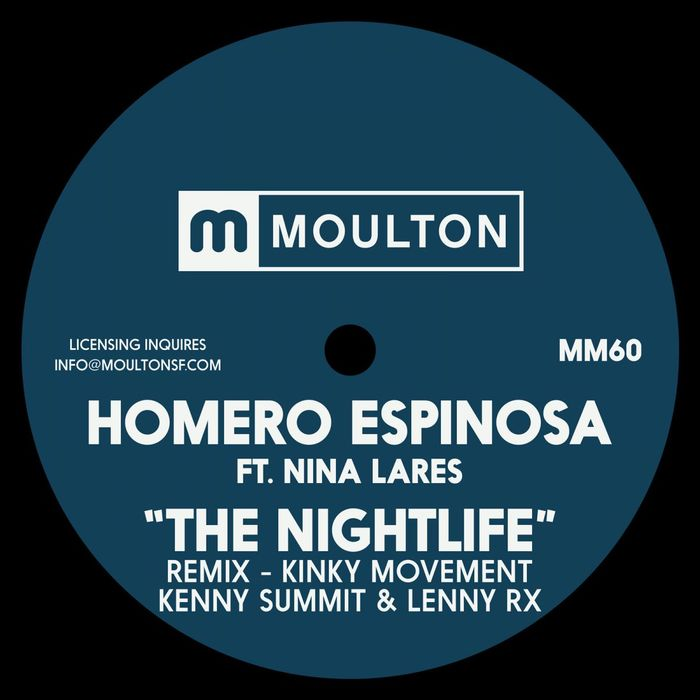 HOMERO ESPINOSA feat NINA LARES - The Nightlife