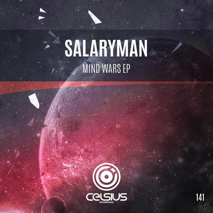 SALARYMAN - Mind Wars EP