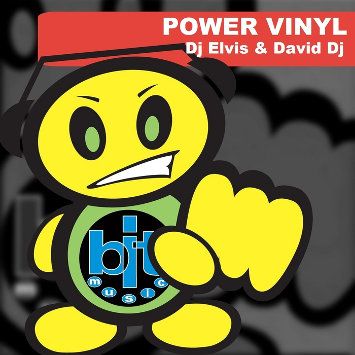 DJ ELVIS/DAVID DJ - Power Vinyl