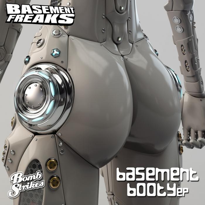 BASEMENT FREAKS - Basement Booty EP