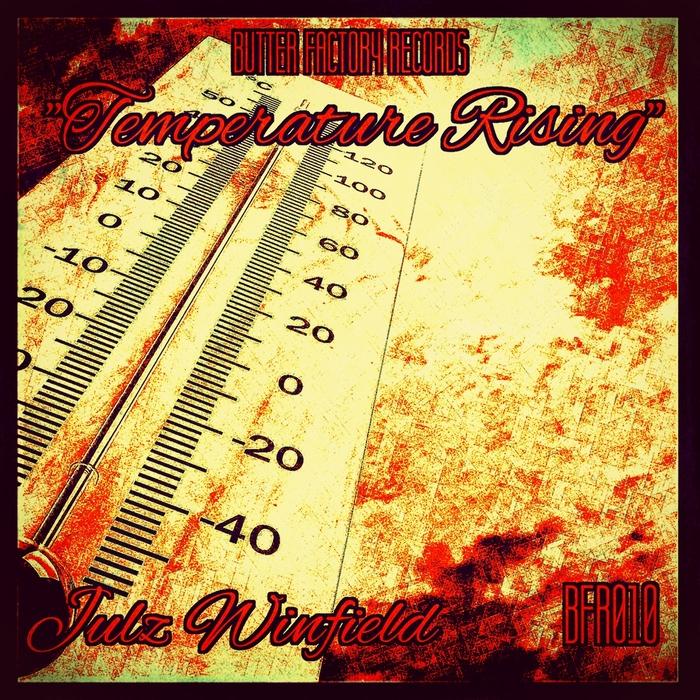 WINFIELD, Julz - Temperature Rising
