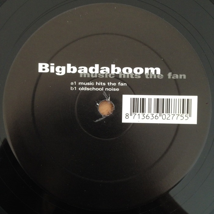 BIGBADABOOM - Music Hits The Fan