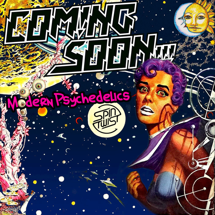 COMING SOON - Modern Psychedelics