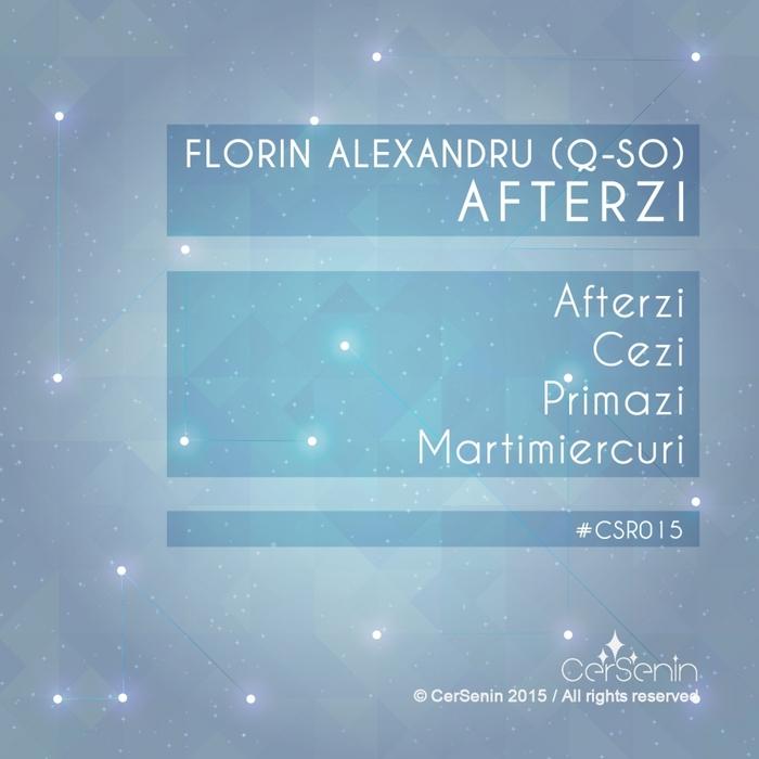 ALEXANDRU (Q SO), Florin - Afterzi