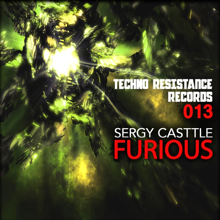 CASTTLE, Sergy - Furious