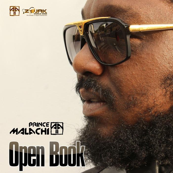 PRINCE MALACHI - Open Book