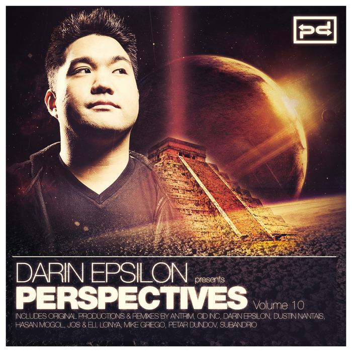 EPSILON, Darin/VARIOUS - Perspectives Vol 10