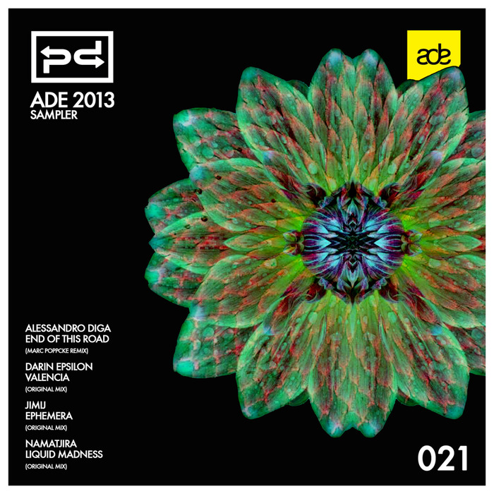 DIGA, Alessandro/DARIN EPSILON/JIMIJ/NAMATJIRA - ADE 2013 Sampler