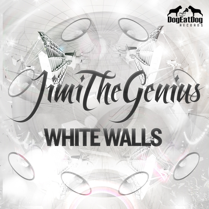 JIMITHEGENIUS - White Walls