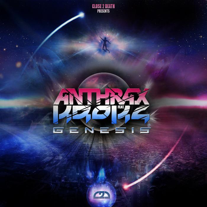 ANTHRAX feat KROKS - Genesis EP