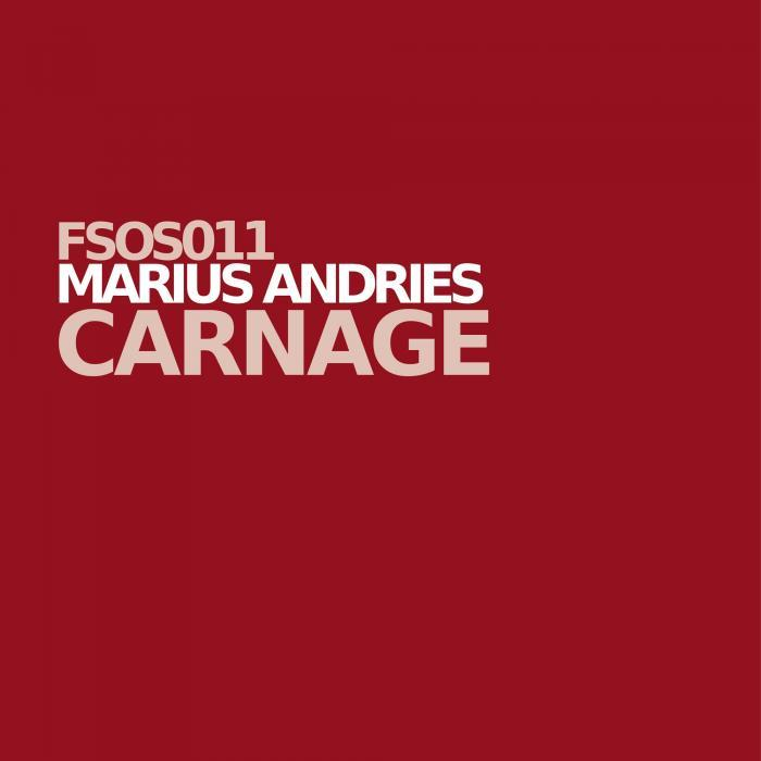 ANDRIES, Marius - Carnage