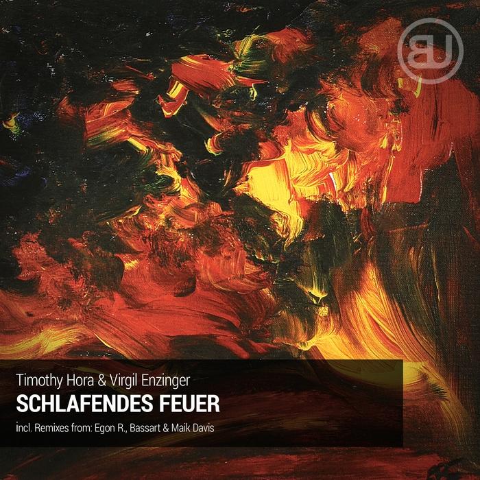 HORA, Timothy/VIRGIL ENZINGER - Schlafendes Feuer
