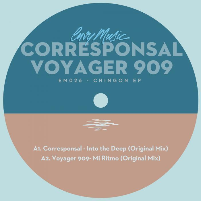 CORRESPONSAL/VOYAGER 909 - Chingon EP