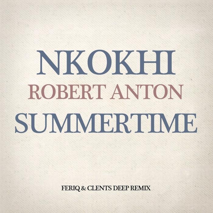NKOKHI feat ROBERT ANTON - Summertime