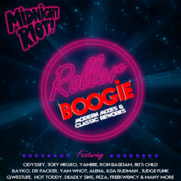 YAM WHO?/VARIOUS - Roller Boogie: Modern Mixes & Classic Reworks