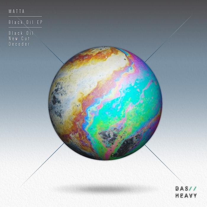 MATTA - Black Oil EP