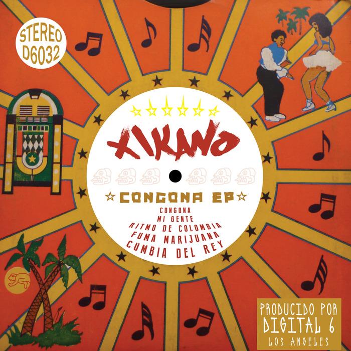XIKANO - Congona EP