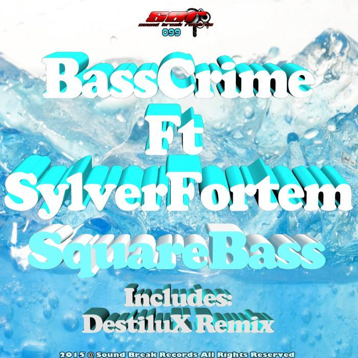 BASSCRIME/SYLVERFORTEM - Square Bass EP