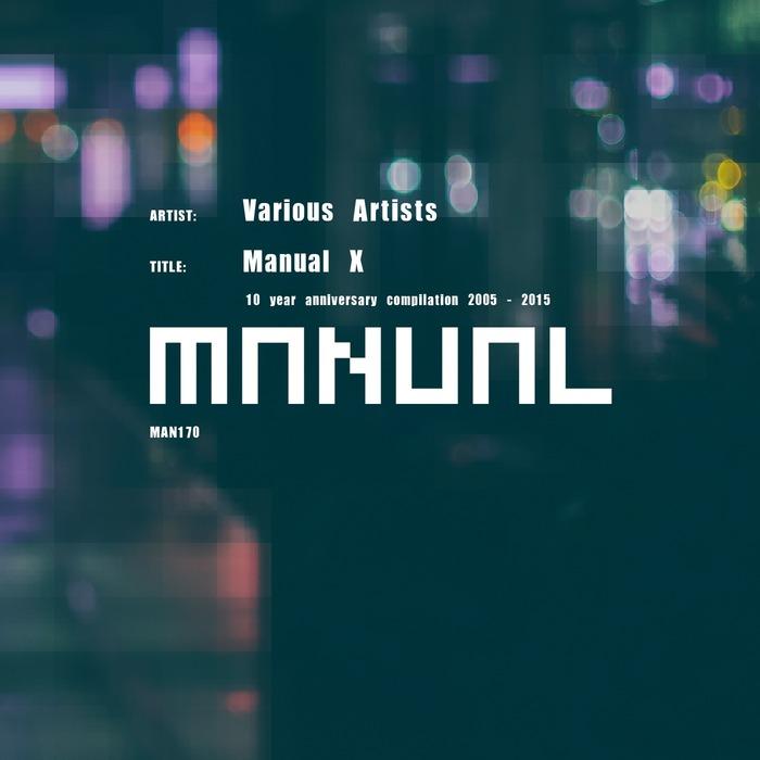 VARIOUS - Manual X