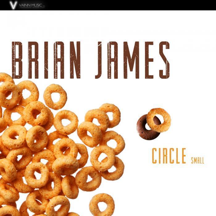 JAMES, Brian feat PRESTON VAINN - Small Circle