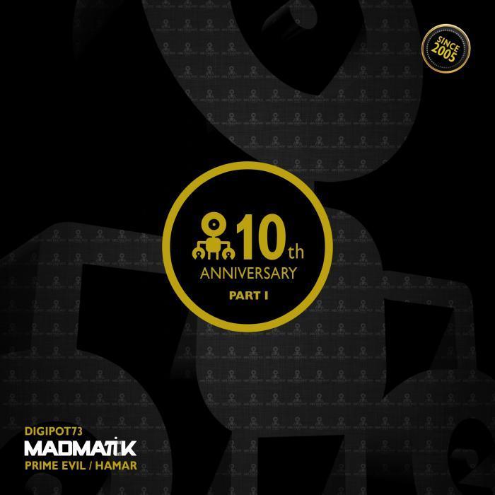 MADMATIK - Melting Pot 10th Anniversary Part I