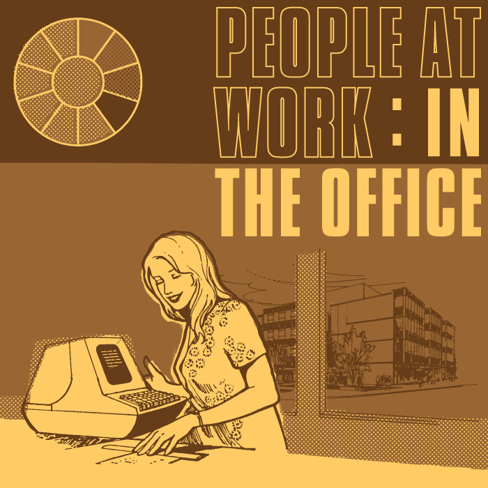 VARIOUS - People At Work: In The Office