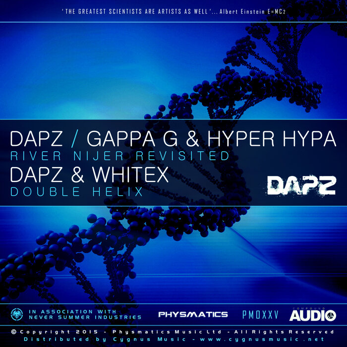 DAPZ/GAPPA G/HYPER HYPA/WHITEX - River Nijer Revisited /  Double Helix