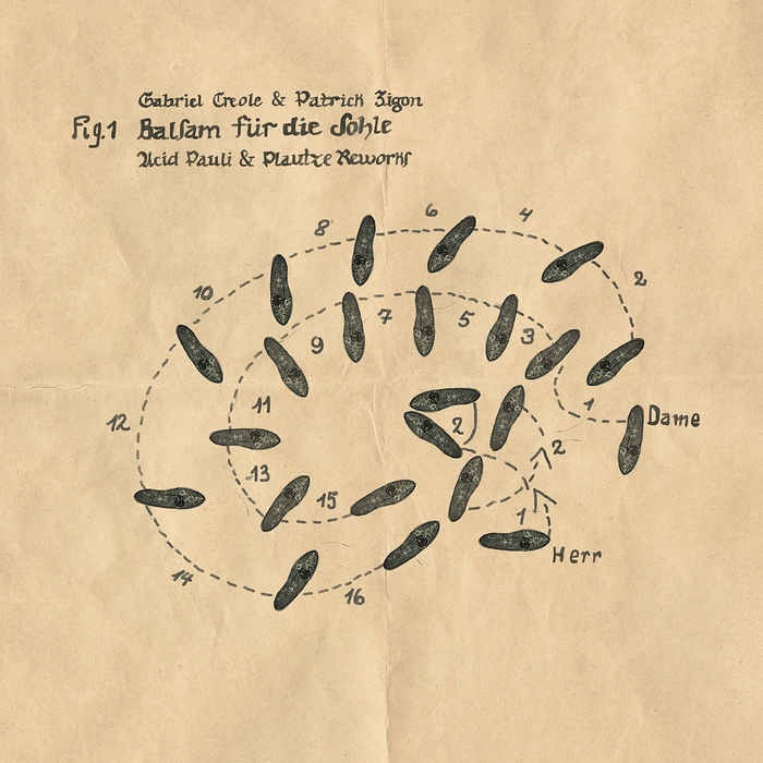 CREOLE, Gabriel/PATRICK ZIGON - Balsam Fur Die Sohle