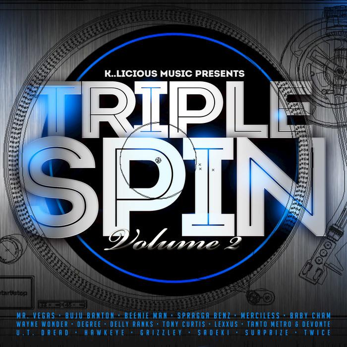 VARIOUS - Triple Spine Volume 2