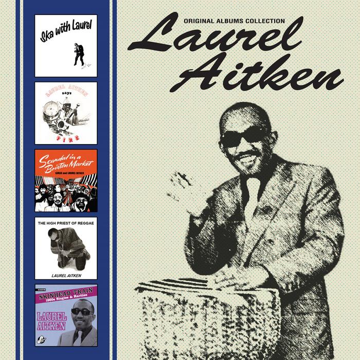 AITKEN, Laurel - Original Albums Collection