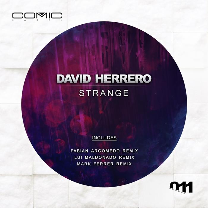 HERRERO, David - Strange