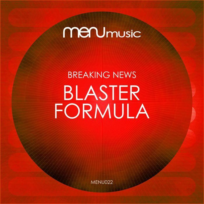 BREAKING NEWS - Blaster
