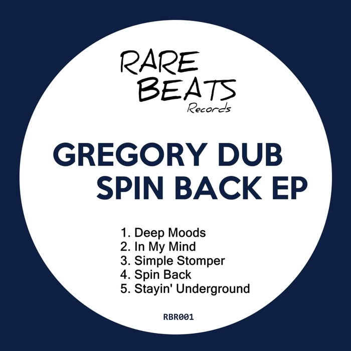 GREGORY DUB - Spin Back