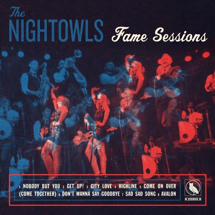 NIGHTOWLS, THe - Get Up!