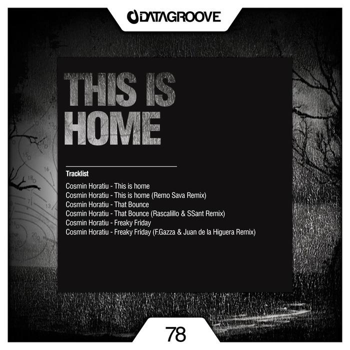 HORATIU, Cosmin - This Is Home