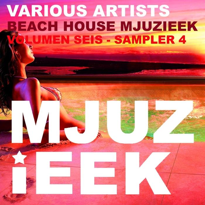 FEVER BROTHERS/NACH/PAOLO LUNARDI - Beach House Mjuzieek Vol 6 Sampler 4