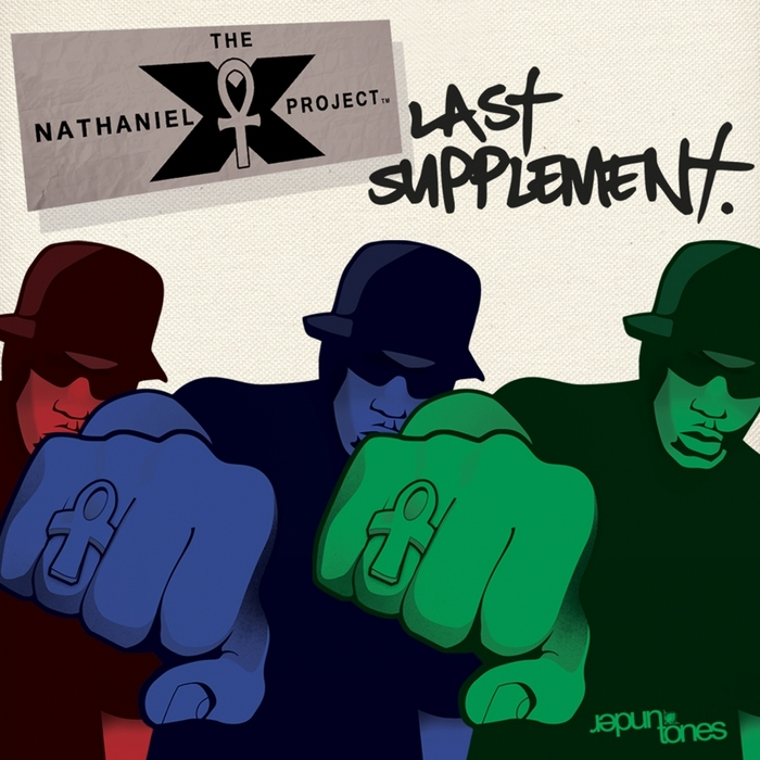NATHANIEL X PROJECT, The - Last Supplement