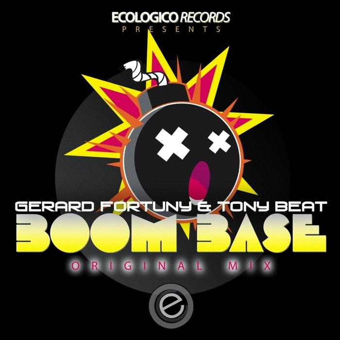 FORTUNY, Gerard/TONY BEAT - Boom Base