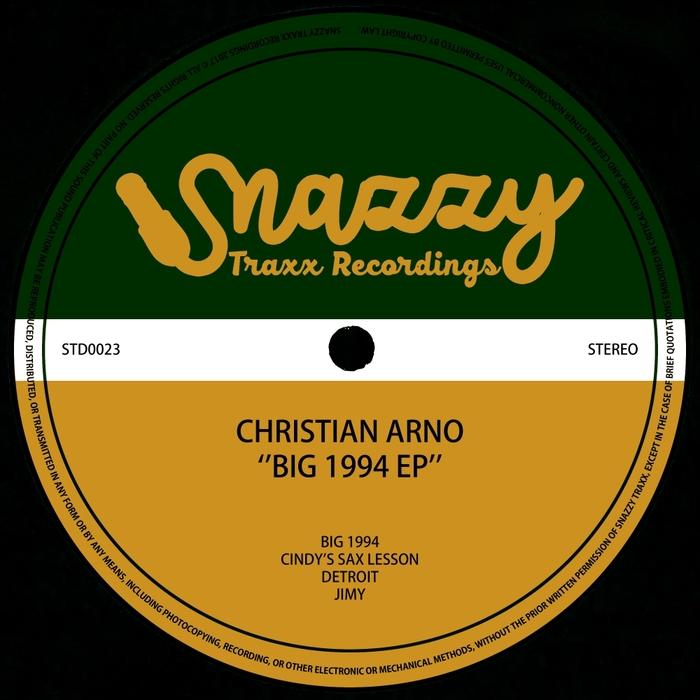 ARNO, Christian - BIG 1994 EP