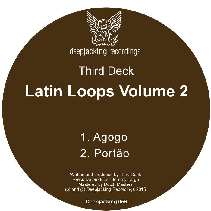 THIRD DECK - Latin Loops Volume 2