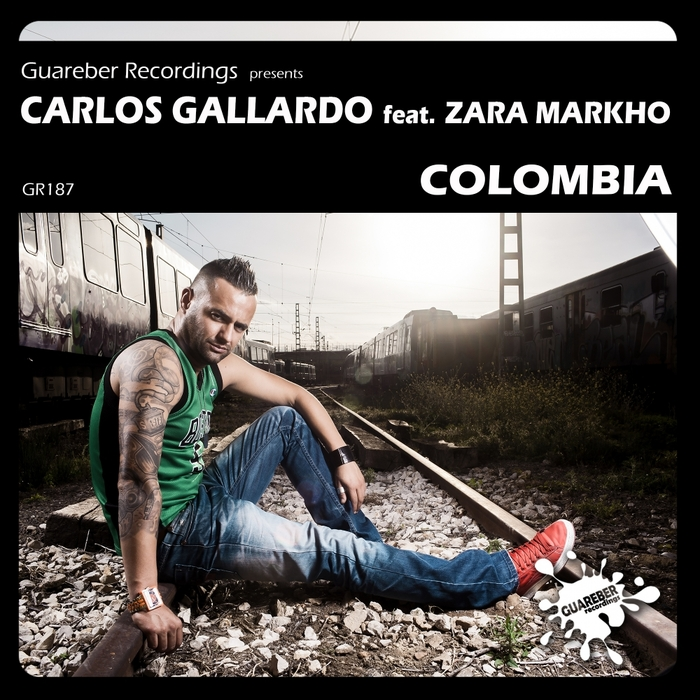 GALLARDO, Carlos feat ZARA MARKHO - Colombia