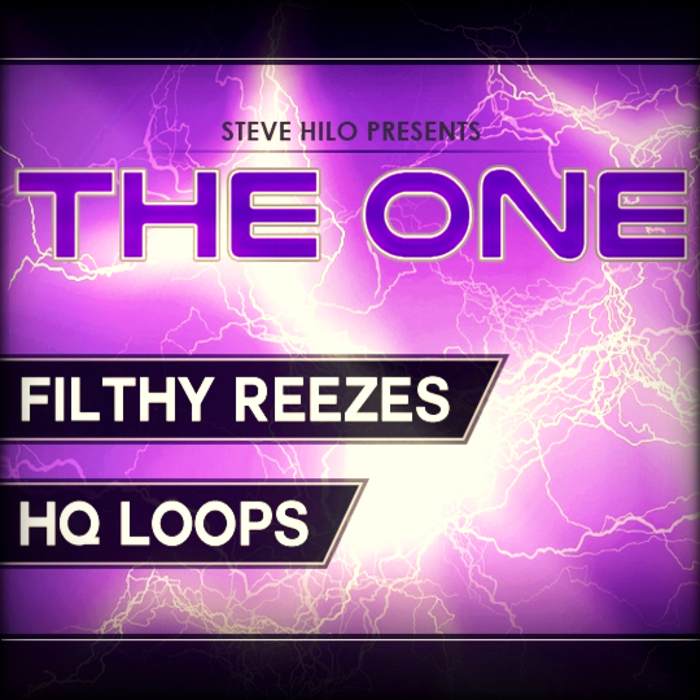THE ONE-SERIES - Filthy Reezes (Sample Pack WAV)