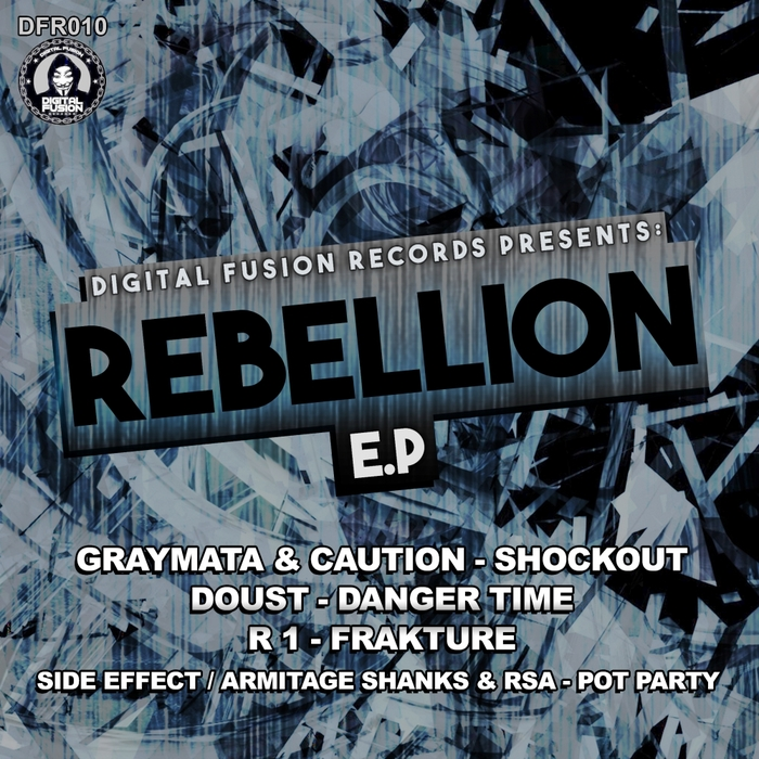 GRAYMATA/CAUTION/DOUST/R1/SIDE EFFECT/ARMITAGE SHANKS/RSA - Rebellion