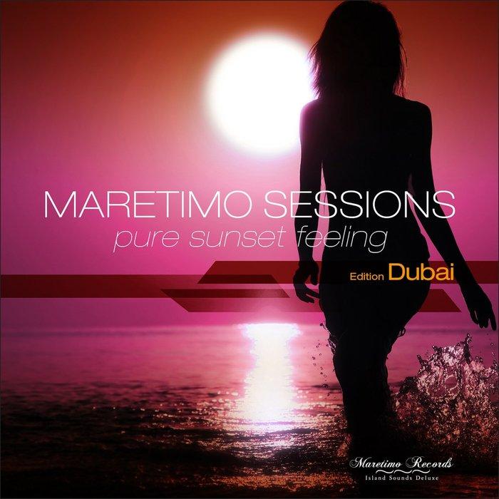 DJ MARETIMO/VARIOUS - Maretimo Sessions - Pure Sunset Feeling - Edition: Dubai