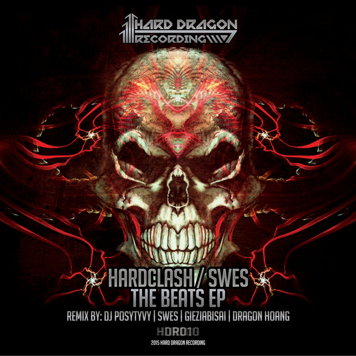HARDCLASH/SWES - The Beats EP