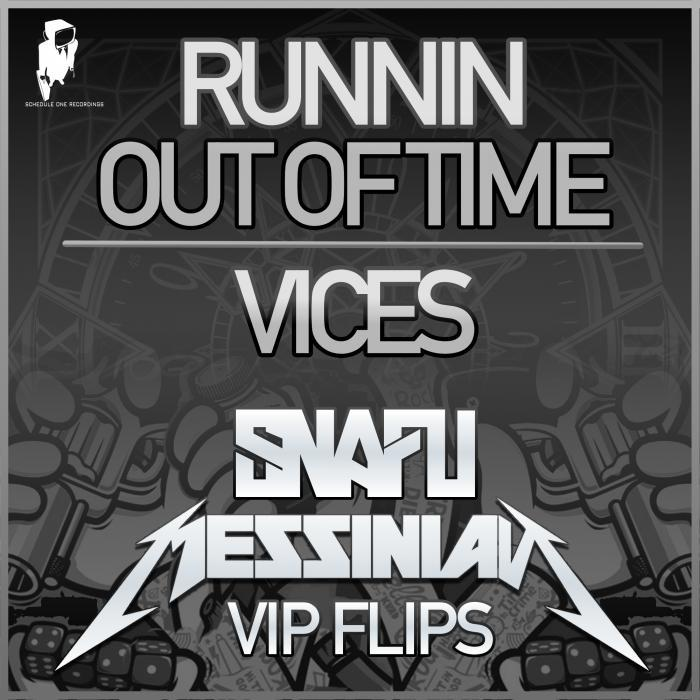SNAFU - Runnin Out Of Time VIP