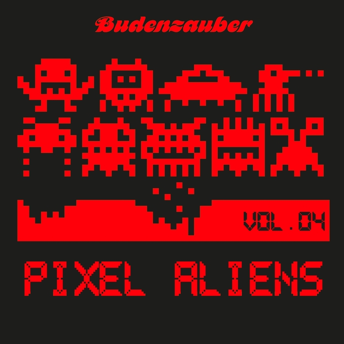 VARIOUS - Pixel Aliens Vol 4