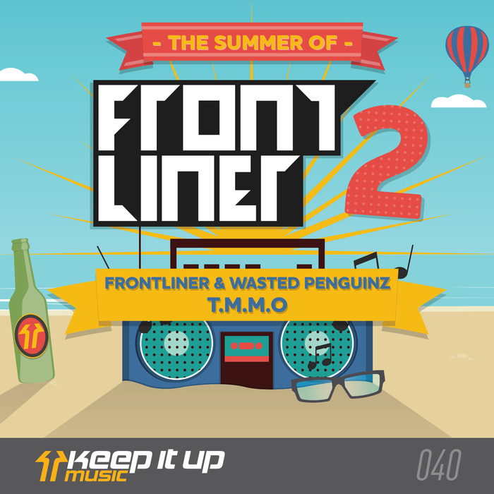 FRONTLINER/WASTED PENGUINZ - TMMO