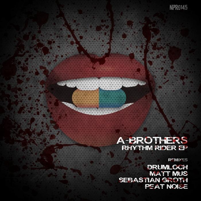 A BROTHERS - Rhythm Rider EP